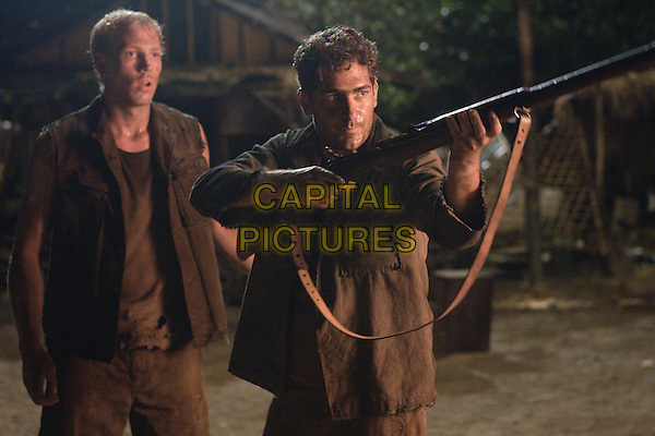 BILLY WICKHAM & MICHAEL IMPERIOLI.in Mitch Albom's The Five People You Meet In Heaven.*Editorial Use Only*.www.capitalpictures.com.sales@capitalpictures.com.Supplied by Capital Pictures.