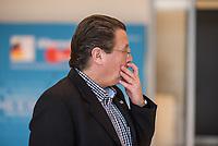"""AfD im Bundestag.<br /> in der Bildmitte: Stephan Brandner. Er verbreitete im Dezember 2017 als Bundestagsabgeordneter ueber den Kurznachrichtendienst ein Foto mit einer Machete und fragte, wie er sie """"kuenstlerisch"""" gegen """"Antifa"""" einsetzen koenne.<br /> 30.1.2018, Berlin<br /> Copyright: Christian-Ditsch.de<br /> [Inhaltsveraendernde Manipulation des Fotos nur nach ausdruecklicher Genehmigung des Fotografen. Vereinbarungen ueber Abtretung von Persoenlichkeitsrechten/Model Release der abgebildeten Person/Personen liegen nicht vor. NO MODEL RELEASE! Nur fuer Redaktionelle Zwecke. Don't publish without copyright Christian-Ditsch.de, Veroeffentlichung nur mit Fotografennennung, sowie gegen Honorar, MwSt. und Beleg. Konto: I N G - D i B a, IBAN DE58500105175400192269, BIC INGDDEFFXXX, Kontakt: post@christian-ditsch.de<br /> Bei der Bearbeitung der Dateiinformationen darf die Urheberkennzeichnung in den EXIF- und  IPTC-Daten nicht entfernt werden, diese sind in digitalen Medien nach §95c UrhG rechtlich geschuetzt. Der Urhebervermerk wird gemaess §13 UrhG verlangt.]"""