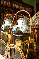 Snake Wine at Dalat Market - Dalat is known for its fresh flowers and produce, especially cauliflower, artichokes and strawberries.