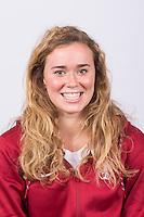 STANFORD, CA - NOVEMBER 12, 2016: Stanford Women's Swimming Portraits.