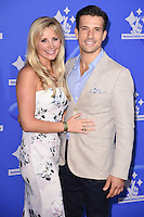Carly Stenson and Danny Mac<br /> celebrating the winners in this year&rsquo;s National Lottery Awards, the search for the UK&rsquo;s favourite Lottery-funded projects.  The glittering National Lottery Stars show, hosted by John Barrowman, is on BBC One at 10.45pm on Monday 12 September.<br /> <br /> <br /> &copy;Ash Knotek  D3151  09/09/2016