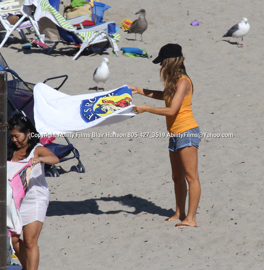 September 29th 2011  Exclusive ....Denise Richards took pictures with fans at the beach in Malibu California while she was relaxing with her family. Denise was feeding her new adopted baby with a little bottle & carrying her around covered with a blanket. Denise was wearing short shorts orange tank top that was covering her green bikini.  Denise adopted her new baby girl Eloise Joni  & told reporters she is head over heels for the baby. Her other kids Sam & Lola spent most of the day running in circles & showing off there cart wheel tricks ..AbilityFilms@yahoo.com.805-427-3519.www.AbilityFilms.com...September 29th 2011  Exclusive ....Denise Richards took pictures with fans at the beach in Malibu California while she was relaxing with her family. Denise was feeding her new adopted baby with a little bottle & carrying her around covered with a blanket. Denise was wearing short shorts orange tank top that was covering her green bikini.  Denise adopted her new baby girl Eloise Joni  & told reporters she is head over heels for the baby. Her other kids Sam & Lola spent most of the day running in circles & showing off there cart wheel tricks ..AbilityFilms@yahoo.com.805-427-3519.www.AbilityFilms.com...September 29th 2011  Exclusive ....Denise Richards took pictures with fans at the beach in Malibu California while she was relaxing with her family. Denise was feeding her new adopted baby with a little bottle & carrying her around covered with a blanket. Denise was wearing short shorts orange tank top that was covering her green bikini.  Denise adopted her new baby girl Eloise Joni  & told reporters she is head over heels for the baby. Her other kids Sam & Lola spent most of the day running in circles & showing off there cart wheel tricks ..AbilityFilms@yahoo.com.805-427-3519.www.AbilityFilms.com......