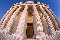 United States Supreme Court Building Washington DC Washington DC Art - - Framed Prints - Wall Murals - Metal Prints - Aluminum Prints - Canvas Prints - Fine Art Prints Washington DC Landmarks Monuments Architecture