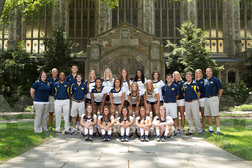 2012 Volleyball