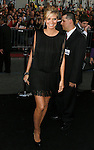 """HOLLYWOOD, CA. - April 30: Heidi Klum arrives at the Los Angeles premiere of """"Star Trek"""" at the Grauman's Chinese Theater on April 30, 2009 in Hollywood, California.a"""