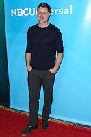 PASADENA, CA, USA - APRIL 08: Greg Poelher at the NBCUniversal Summer Press Day 2014 held at The Langham Huntington Hotel and Spa on April 8, 2014 in Pasadena, California, United States. (Photo by Xavier Collin/Celebrity Monitor)
