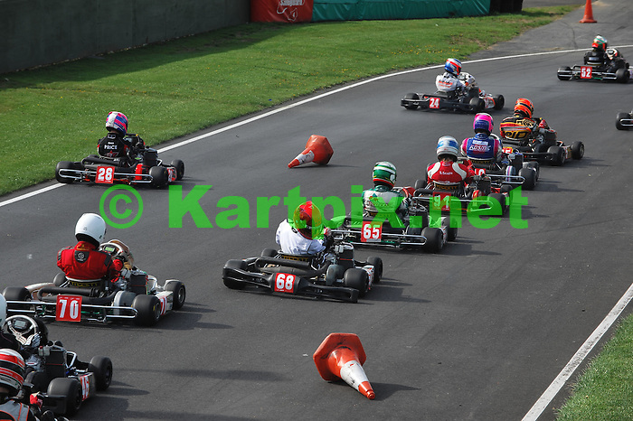 Gus Lawrence Trent Valley KC Club Championship - Summer Series - Round 2 PFI.