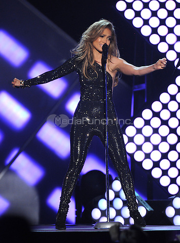 LAS VEGAS, NV - MAY 18: 5 Jennifer Lopez performs on the 2014 Billboard Music Awards at the MGM Grand Garden Arena on Sunday, May 18, 2014 in Las Vegas, Nevada. PgMicelotta/MediaPunch