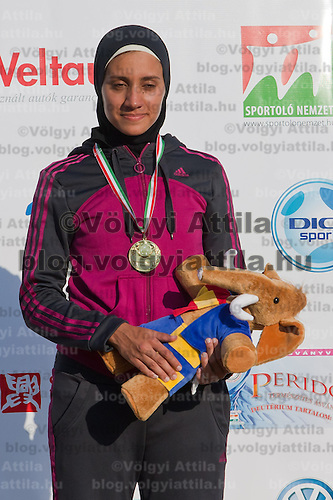 Modern Pentathlon Women's World Cup held in Budapest, Hungary on May 07, 2011. ATTILA VOLGYI