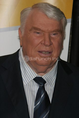 John Madden 2006<br /> Photo By John Barrett/PHOTOlink.net / MediaPunch
