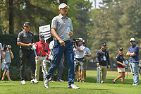 Jordan Spieth (USA) departs the 12th tee during round 2 of the World Golf Championships, Mexico, Club De Golf Chapultepec, Mexico City, Mexico. 3/2/2018.<br /> Picture: Golffile | Ken Murray<br /> <br /> <br /> All photo usage must carry mandatory copyright credit (&copy; Golffile | Ken Murray)
