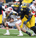 2016 Michigan football vs Wisconsin, 10-1-16