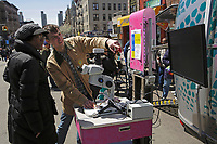 BioBus II Car Free Earth Day Washington Heights 2018-04-21