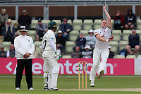 Sam Cook in bowling action for Essex during Worcestershire CCC vs Essex CCC, Specsavers County Championship Division 1 Cricket at Blackfinch New Road on 11th May 2018