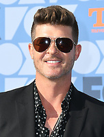 07 August 2019 - Los Angeles, California - Robin Thicke. FOX Summer TCA 2019 All-Star Party held at Fox Studios. <br /> CAP/ADM/BT<br /> ©BT/ADM/Capital Pictures