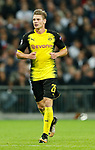 Dortmund's Lukasz Piszczek in action during the champions league match at Wembley Stadium, London. Picture date 13th September 2017. Picture credit should read: David Klein/Sportimage