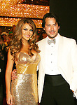 All My Children's Chrishell Stause and Ricky Paull Goldin - Red Carpet - 37th Annual Daytime Emmy Awards on June 27, 2010 at Las Vegas Hilton, Las Vegas, Nevada, USA. (Photo by Sue Coflin/Max Photos)