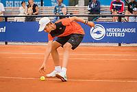 Amstelveen, Netherlands, 1 August 2020, NTC, National Tennis Center, National Tennis Championships, Men's final: Ballboy<br /> Photo: Henk Koster/tennisimages.com