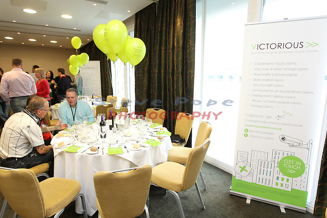 Victorious Launch Lunch..03.12.11.©Steve Pope