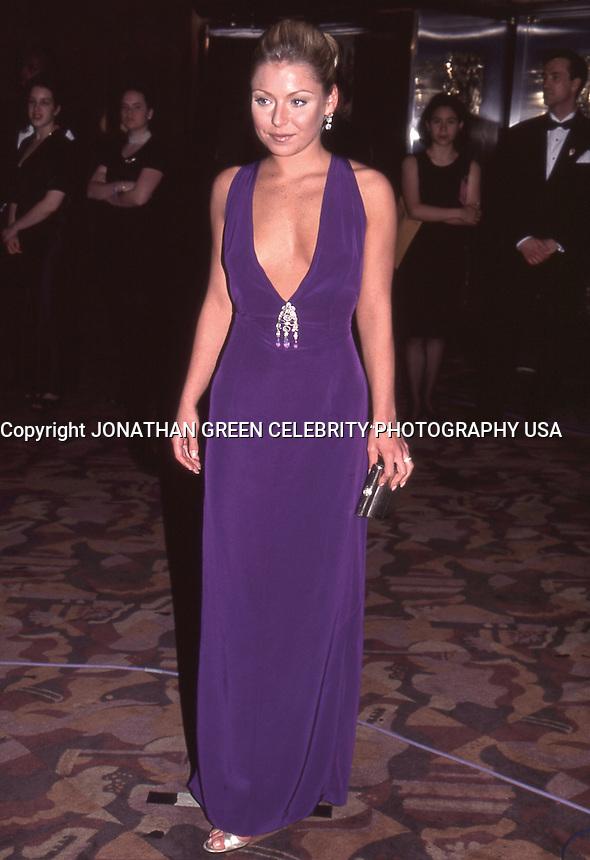 Kelly Ripa 1996 Daytime Emmy Awards<br /> NYC by Jonathan Green