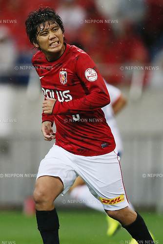 Yosuke Kashiwagi (Reds),<br /> July 19, 2014 - Football /Soccer : <br /> 2014 J.LEAGUE Division 1 match<br /> between Urawa Reds 1-0  Albirex Niigata<br /> at Saitama Stadium 2002, Saitama, Japan. <br /> (Photo by Shingo Ito/AFLO SPORT) [1195]