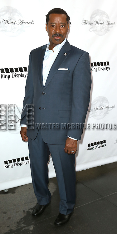 Courtney B. Vance attending the 69th Annual Theatre World Awards at the Music Box Theatre in New York City on June 03, 2013.