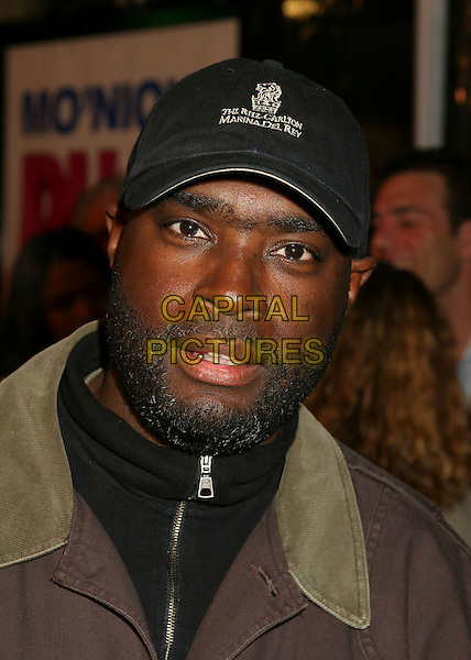 "ANTWONE FISHER.Los Angeles Premiere of ""Phat Girlz"" at Arclight Cinemas, Hollywood, California, USA, 03 April 2006..portrait headshot cap hat.Ref: ADM/BP.www.capitalpictures.com.sales@capitalpictures.com.©Byron Purvis/AdMedia/Capital Pictures."