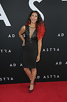 """LOS ANGELES - SEP 18:  Farah Alibay at the """"Ad Astra"""" LA Premiere at the Arclight Hollywood on September 18, 2019 in Los Angeles, CA"""
