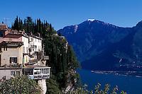 Restaurant Miralago in Pieve am Gardasee, Lombardei, Italien