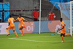 (L-R) Didier Drogba, Gervinho (CIV), JUNE 14, 2014 - Football / Soccer : Gervinho of Cote d'Ivoire celebrates scoring his team's second goal during the FIFA World Cup Brazil 2014 Group C match between Cote d'Ivoire and Japan at Arena Pernambuco in Recife, Brazil. (Photo by Kenzaburo Matsuoka/AFLO)