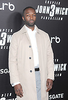 NEW YORK, NY - MAY 09:Jamie Hector attends the &quot;John Wick: Chapter 3&quot; world premiere at One Hanson Place on May 9, 2019 in New York City.     <br /> CAP/MPI/JP<br /> &copy;JP/MPI/Capital Pictures