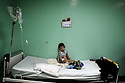 CHILD CANCER PATIENTS AT LA MOSCOTA HOSPITAL, MANAGUA, NICARAGUA..YOSNER  DUANTE, 3..11/10/11