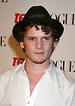 LOS ANGELES, CA. - September 18: Anton Yelchin arrives at the Teen Vogue Young Hollywood Party at the Los Angeles County Museum Of Art on September 18, 2008 in Los Angeles, California.