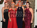 Aine Flanagan, Siobhan Roche, Mary Byrne and Ann McEvoy the Heart Children Ireland Gala Ball in Darver Castle. Photo:Colin Bell/pressphotos.ie