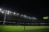 4th November 2017, Twickenham Stadium, Twickenham, England; Autumn International Rugby, Barbarians versus New Zealand; General view of Twickenham Stadium with Barbarians vs New Zealand competing in the 2nd half