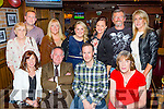 Tesco employees who are leaving were given a fond farewell by their colleagues in Scotts Hotel on Saturday night front row l-r: Helen Moynihan, Patrick Doherty, Bernard hever and Susan Deery. Back row: John Dillon, Rita Barton, Cathy Dudley, Rachel Dooley, Fionan McMahon, Diarmuid Moriarty and Anna Moloney