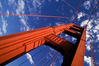 California, San Francisco Bay, Golden Gate Bridge