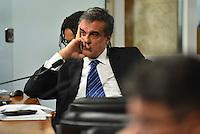 BRASILIA, DF – 21.06.2016 – SENADO–IMPEACHMENT – O advogado de defesa, Eduardo Cardozo, durante reunião da Comissão na tarde desta terça-feira, 21, no Senado Federal. (Foto: Ricardo Botelho/Brazil Photo Press)