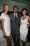 Stacy Keibler, Jacob Arabo and Actress Carla Gugino Attend The Palladium Jewelry By Jacob & Co. Launch Celebration hosted by W Magazine held At Jacob & Co. Flagship Store, NY   9/13/12