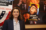 Lucas Hnath attends the Broadway Opening Night Performance for 'Michael Moore on Broadway' at the Belasco Theatre on August 10, 2017 in New York City.
