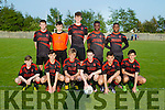 Park A at the Healy Family U15 Cup Final Park A v Killorglin A at Mounthawk Park on Tuesday