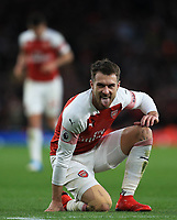 Aaron Ramsey of Arsenal reacts during the Premier League match at the Emirates Stadium, London. Picture date: 2nd December 2018. Picture credit should read: Matt McNulty/Sportimage PUBLICATIONxNOTxINxUK B69P6342.JPG  <br /> Foto Imago/Insidefoto