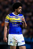 Picture by Alex Whitehead/SWpix.com - 08/03/2018 - Rugby League - Betfred Super League - Leeds Rhinos v Hull FC - Emerald Headingley Stadium, Leeds, England -Leeds' Josh Walters.