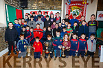 The members of the Crotta O'Neills GAA Juvenile club at their awards evening in on Friday evening.