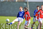 Kerins O'Rahillys' v Rathmore County LeagueDivision One clash in Tralee on Sunday.