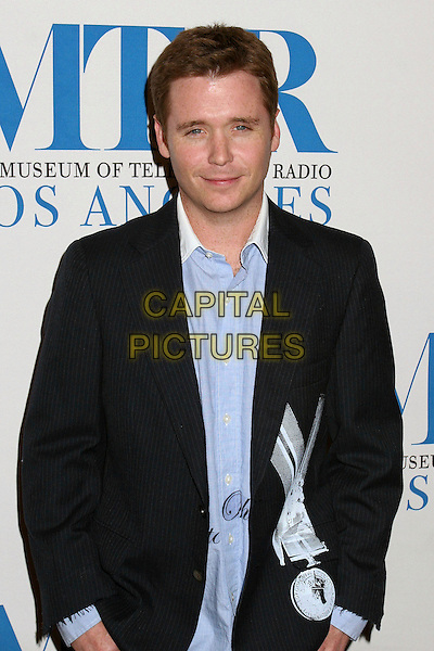 "KEVIN CONNOLLY.The Museum of Television and Radio's 2006 William S. Paley Television Festival - ""Entourage"". .March 1st, 2006.Photo: Byron Purvis/AdMedia/Capital Pictures.Ref: BP/ADM.half length black suit jacket.www.capitalpictures.com.sales@capitalpictures.com.© Capital Pictures."
