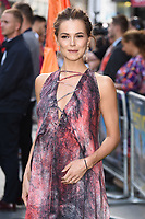 """Kara Tointon<br /> The premiere of """"The Festival"""" at Cineworld Leicester Square<br /> <br /> ©Ash Knotek  D3419  13/08/2018"""