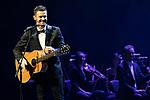Singer Axel during concert of Festival Unicos. September 23, 2019. (ALTERPHOTOS/Johana Hernandez)