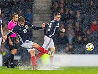 2019 European 2020 Championships Football Qualifiers Scotland v San Marino Oct 13th