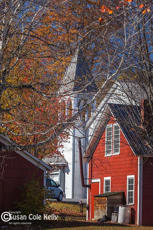 Autumn in Grafton, VT, USA